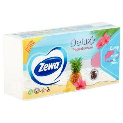 Papírzsebkendő Zewa Softis 80db/doboz