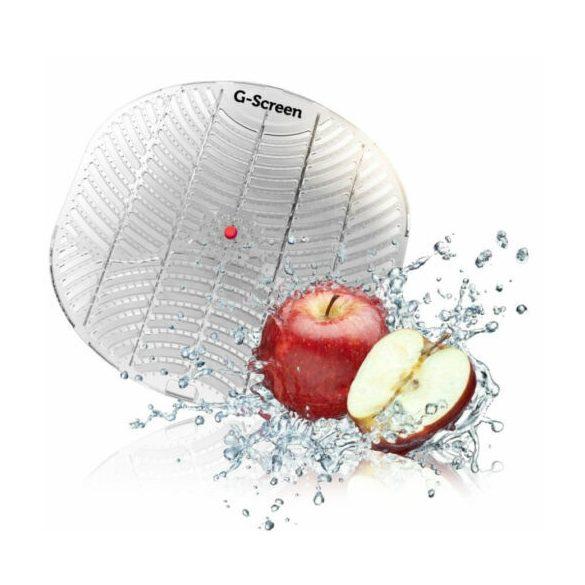 Pissoire rács szürke alma-Red