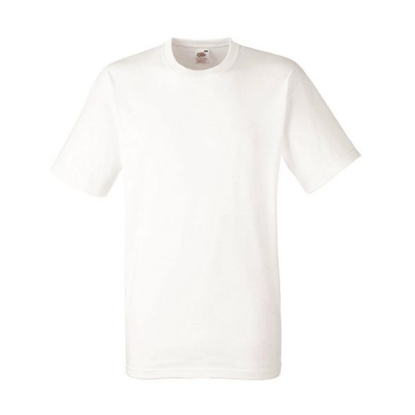 Póló FOL Heavy T fehér L