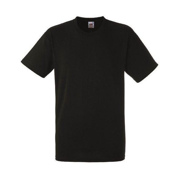 Póló FOL Heavy T fekete XL