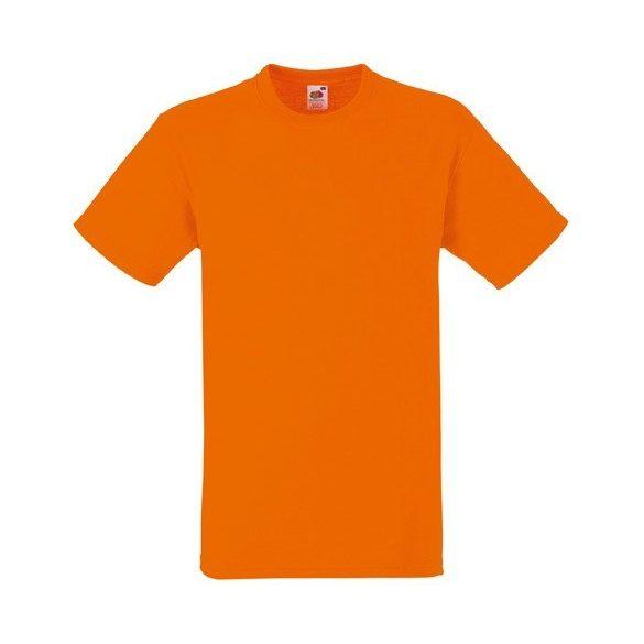 Póló FOL Heavy T narancs XL