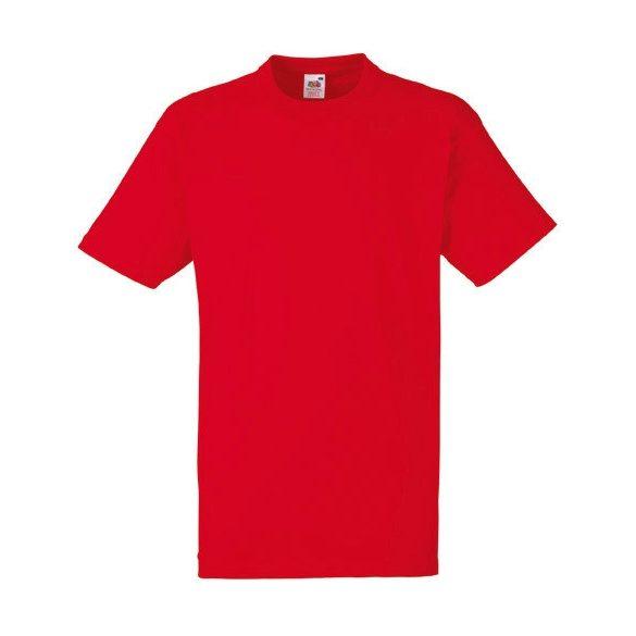 Póló FOL Heavy T piros XL