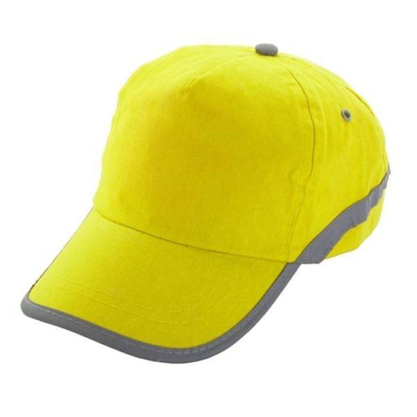 Baseball sapka felnőtt sárga 5339708