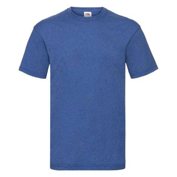 Póló FOL Valueweight T Royal blue L