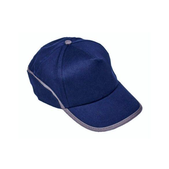 Sapka Paddock baseball szürke-kék