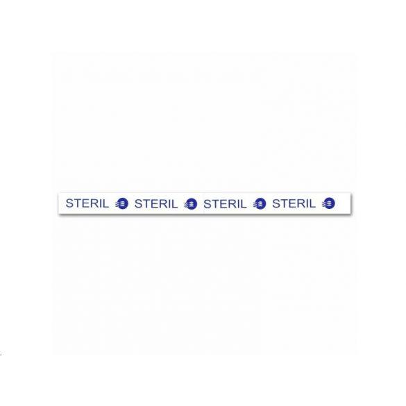 Steril csík (kék nyomat)