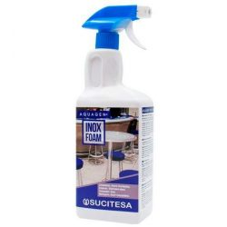 Sucitesa Aquagen Inox Foam 1L