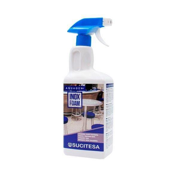Sucitesa Aquagen Inox Foam 1L