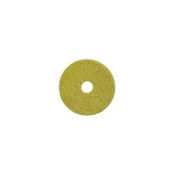 Súroló pad 14 sárga TWISTER
