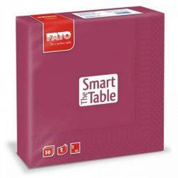 Szalvéta FATO Smart Table 33x33 Bordó (24)
