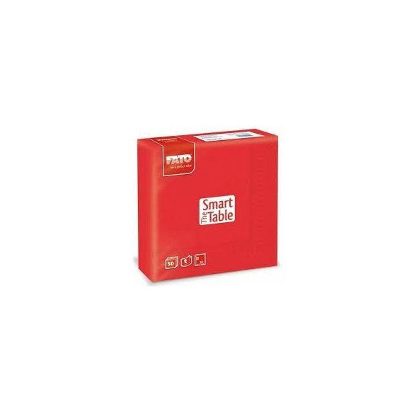 Szalvéta FATO Smart Table 33x33 Piros (24)