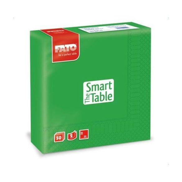Szalvéta FATO Smart Table 33x33 Smaragdzöld (24)