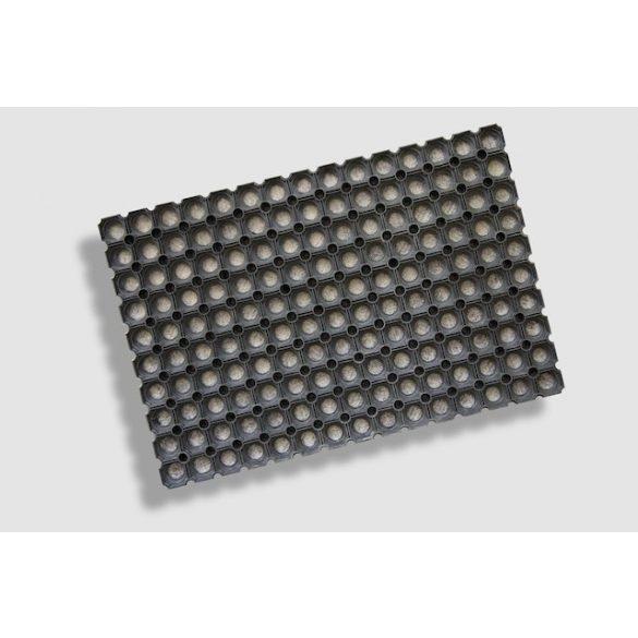 Lábtörlő gumi erős 60x40