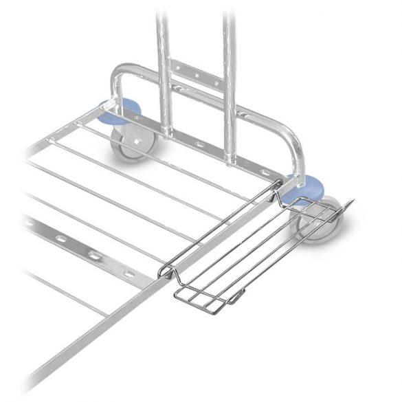 Takarítókocsihoz fém seprűtartó rács TT035
