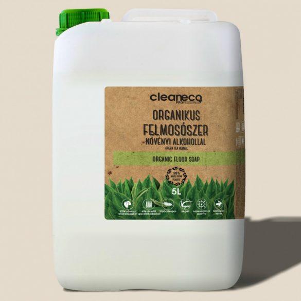 Cleaneco általános organikus felmosószer- Narancsolajjal 5L