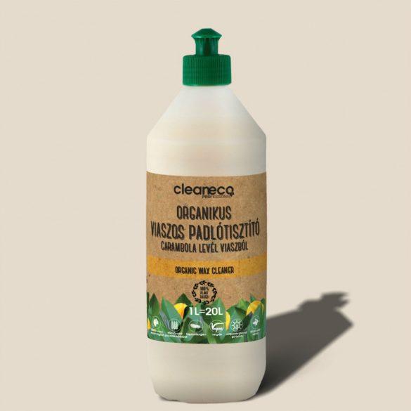 Cleaneco organikus viaszos padlótisztító 1L