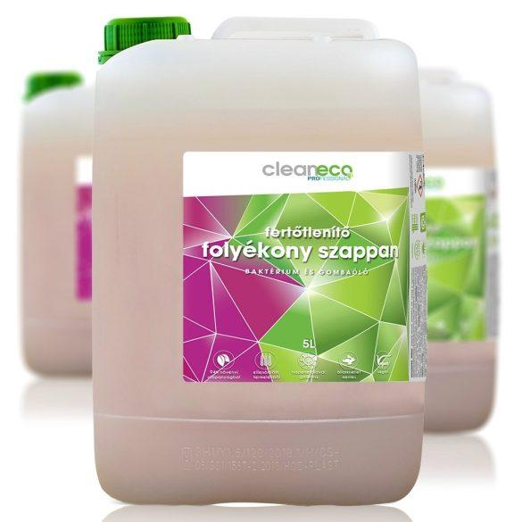 Cleaneco 5L fertőtlenítő hatású folyékony szappan