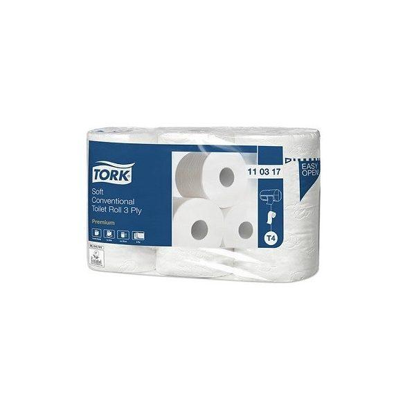 Tork Premium Soft kistekercses toalettpapír T4 110317