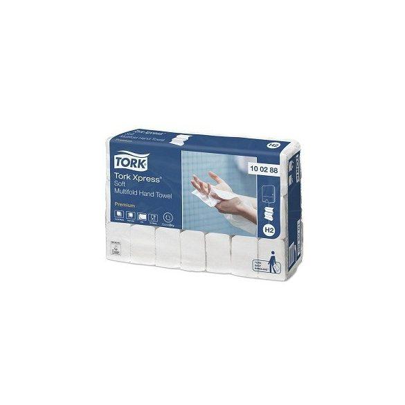 Tork Premium Interfold kéztörlő H2 100288
