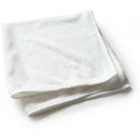 Törlőkendő mikroszálas 30x35 fehér JAN
