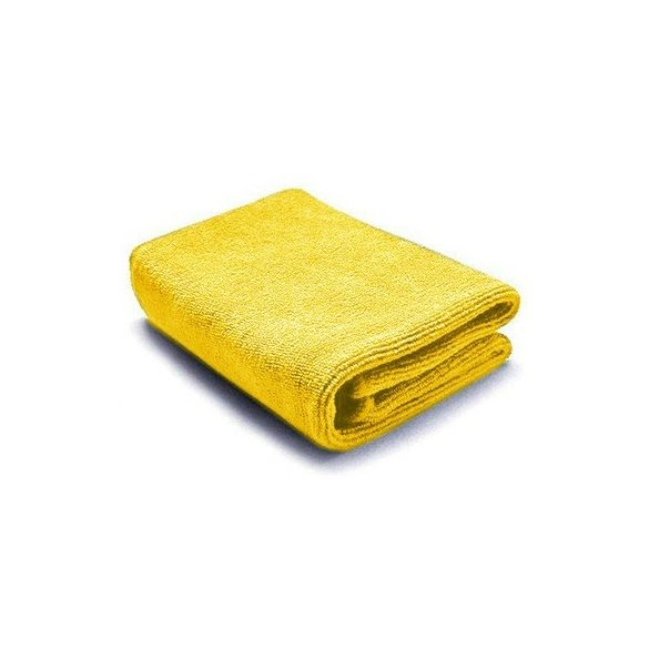 Törlőkendő mikroszálas 32x32 sárga ALP