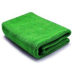 Törlőkendő mikroszálas 32x32 zöld ALP