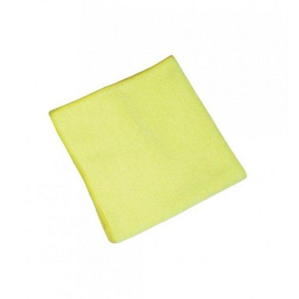 Törlőkendő mikroszálas 40x40 sárga CLE 347A