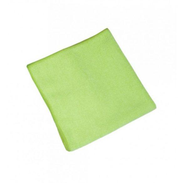 Törlőkendő mikroszálas 40x40 zöld CLE 347A