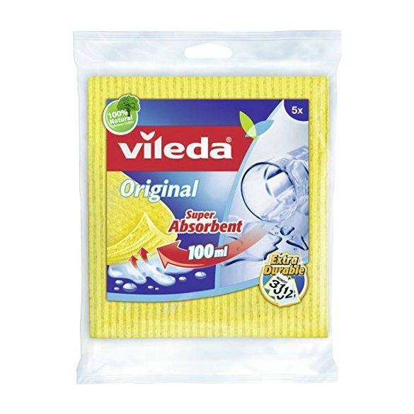Vileda Aqua szivacskendő 5db/csomag 142267