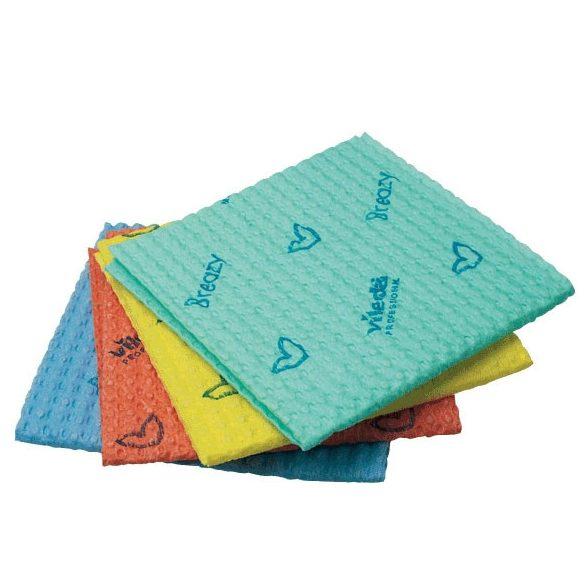 Vileda Breazy törlőkendő kék 35x35 161610