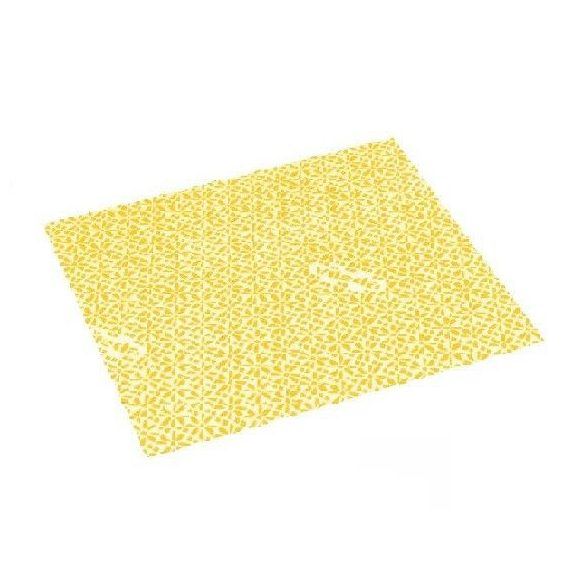 Vileda WiPro antibact törlő sárga 36x42 137000