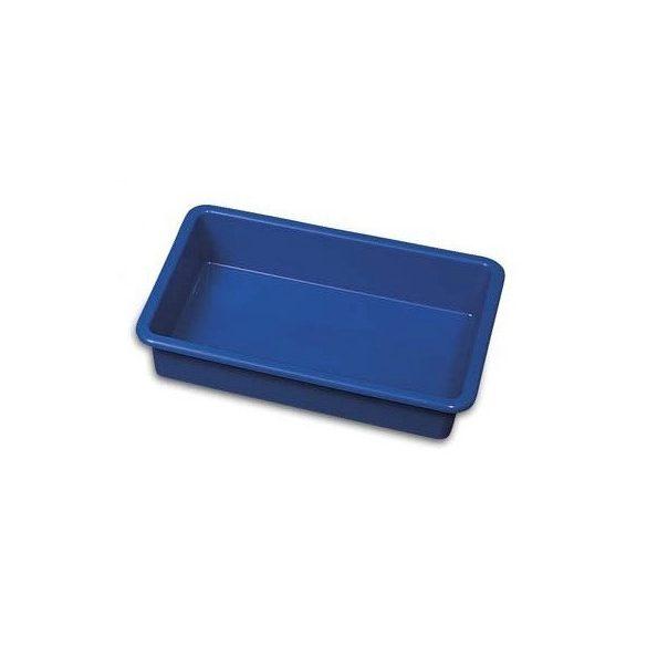 Takarítókocsi tálca 25x38 kék JOOKY
