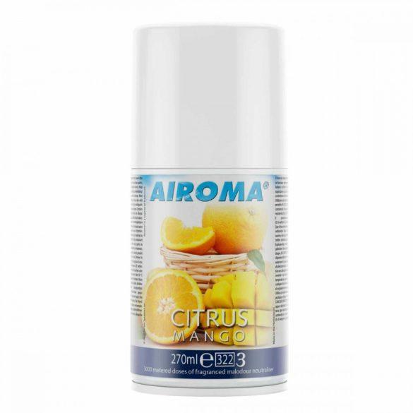 Illatosító Airoma légfrissítő citrus-mangó 270ml