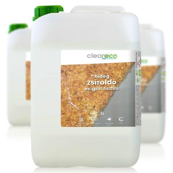 Cleaneco zsíroldó és grill tisztító 5L
