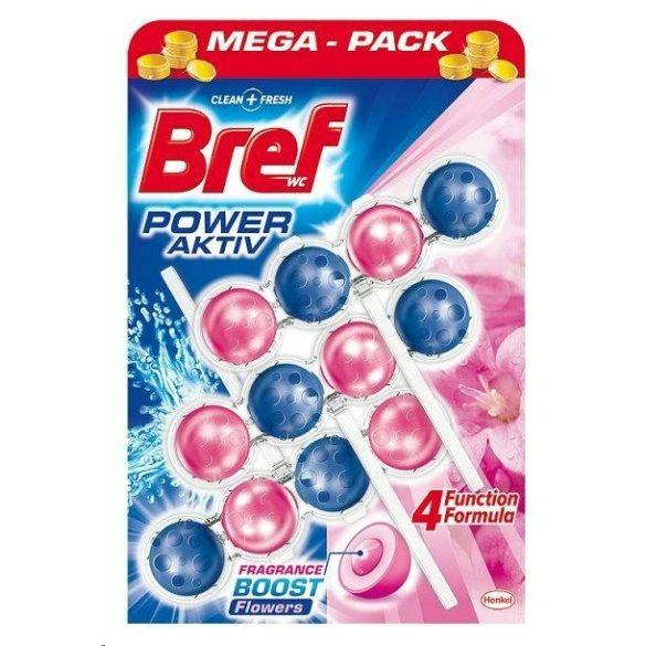 Bref Power aktív Fresh Flower 3 db-os