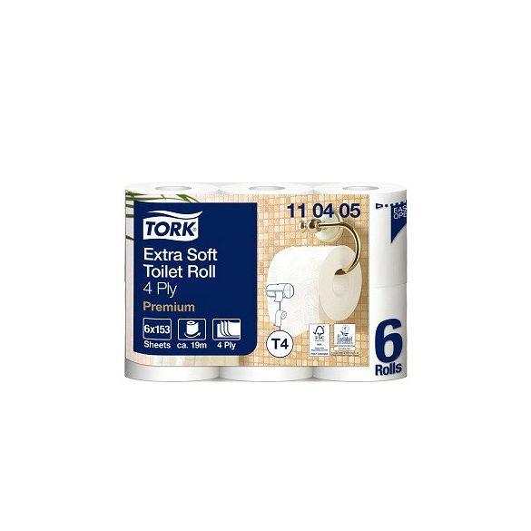 Tork Premium Extra Soft kistekercses toalettpapír T4 110405