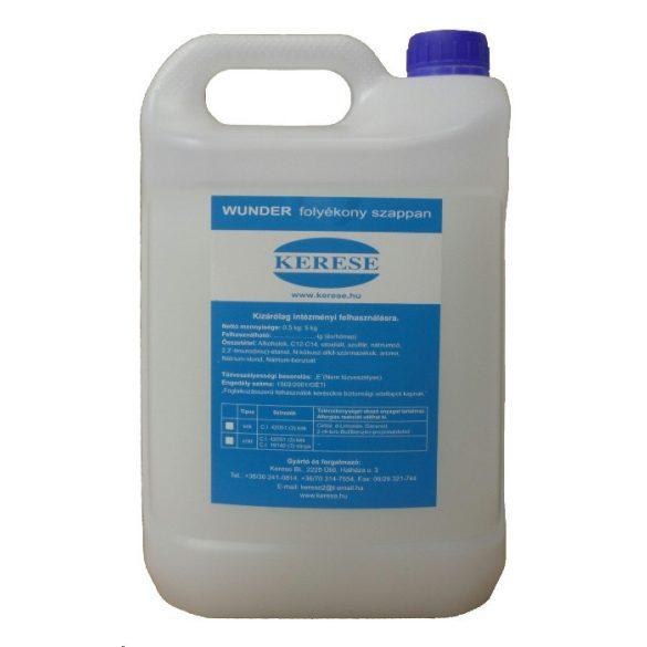 Kerese Wunder Folyékony szappan 5L