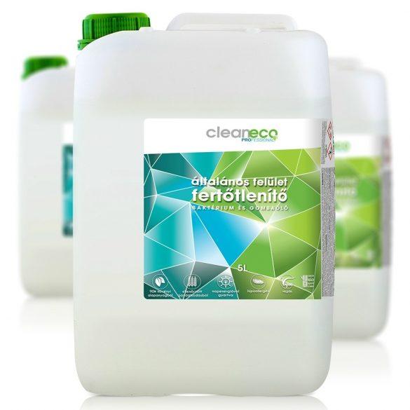 Cleaneco 5L általános felület fertőtlenítő munkaoldat