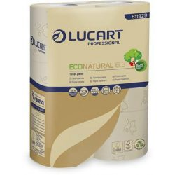 Toalettpapír EcoNatural 6.3