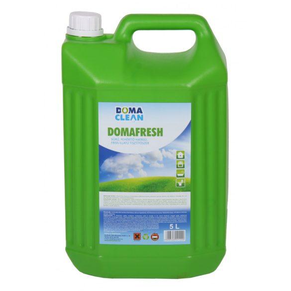 Doma Domafresh fertőtlenítő tisztító 5L