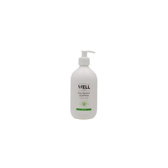 Dymol Well folyékony szappan aloe vera 500ml