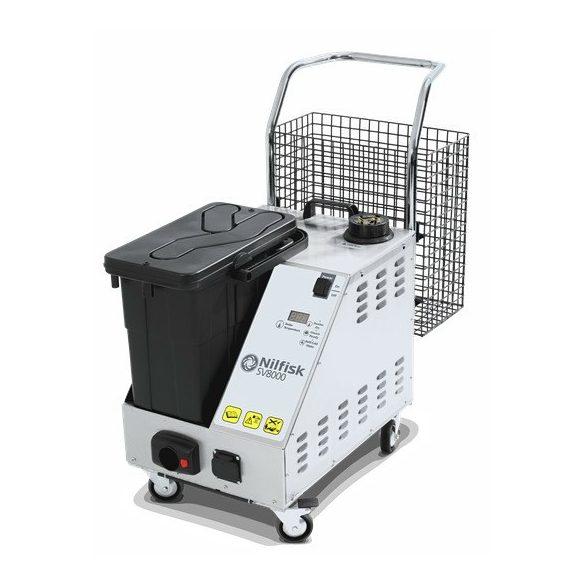 Nilfisk SV8000 Gőztisztító