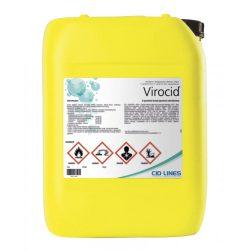 Virocid fertőtlenítőszer 10L