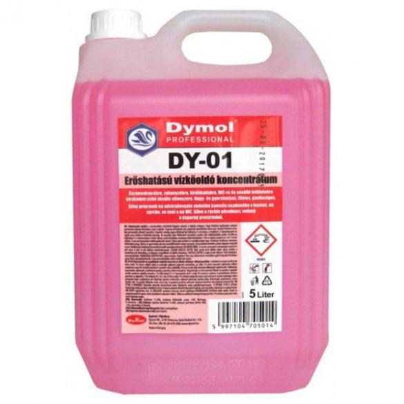 Dymol DY-01 Erős hatású vízkőoldó 5L
