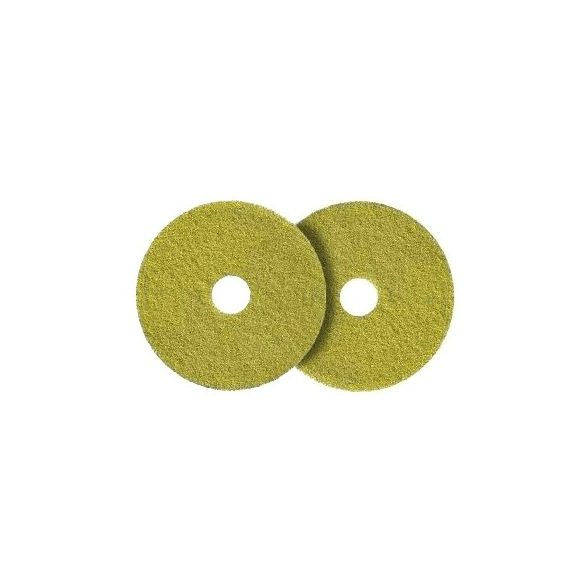 Súroló pad 16 sárga TWISTER 2 db