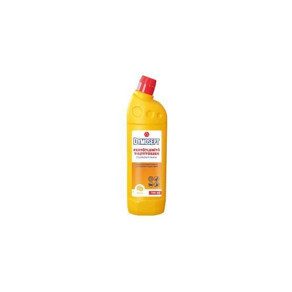 Dymol Dymosept fertőtlenítő tisztító citrom 750ml