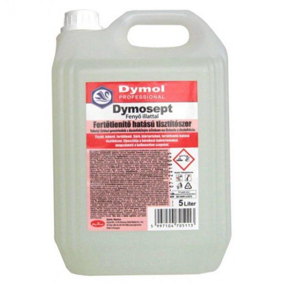 Dymol Dymosept fertőtlenítő tisztító 5L