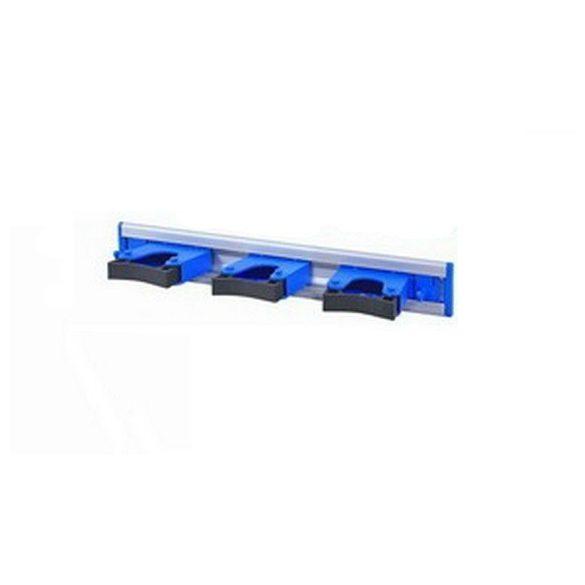 Eszköztartó aluminium falra szerelhető 3 TR