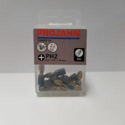 """Projahn 1/4"""" Star bitfej L50mm PH2 10db (1781002-10)"""