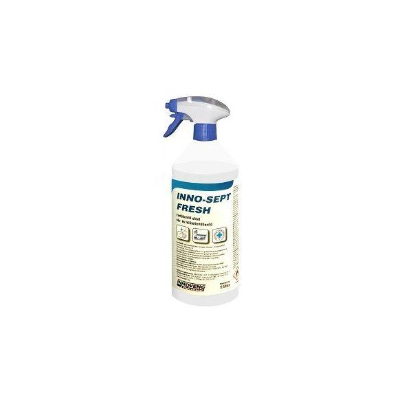 INNO-SEPT Fresh kéz és felületfertőtlenítő szórófejes 1L